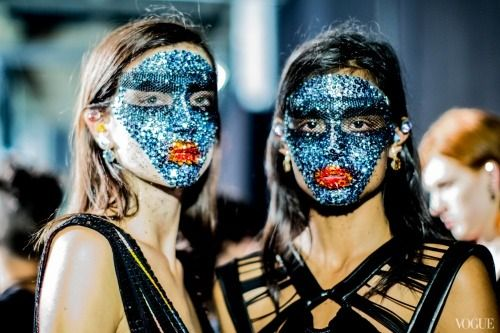 Masks of Fashion Weeks Past and Present: An Aspirational Selection