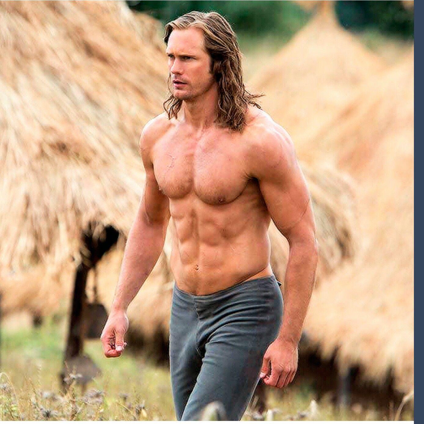Alexander Skarsgard In 2020  Alexander Skarsgard, Tarzan -6634