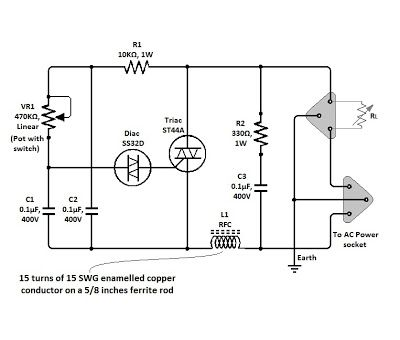 simple hobby electronic circuits ~ electronic circuit projects