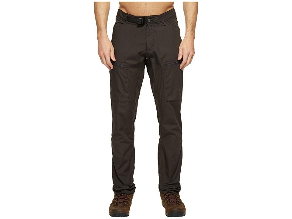 Fjallraven Abisko Shade Trousers Dark Grey Mens Casual Pants Create your own path as you explore the highest of mountains with the Abisko Shade Trousers Lightweight trous...