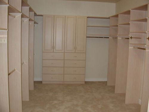 American Built-In Closet – closet gallery – storage space gallery - Gallery of Photos