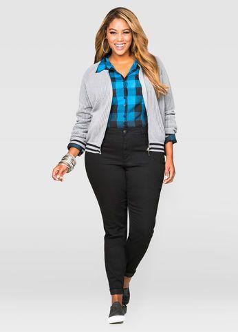 8387d4d87c866 Classic Black Jegging | Inspi-wear | Fashionable plus size clothing ...
