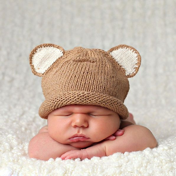 93766aed8 animal baby hats - Google Search | Baby Photography | Baby hats ...