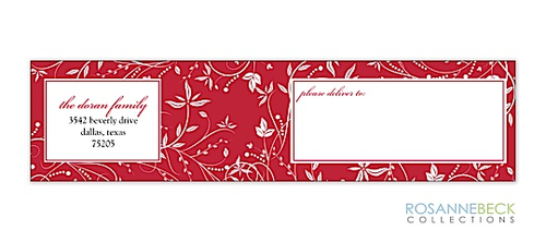 delight envelope wrap sticker zurianas elegant occasions stickers