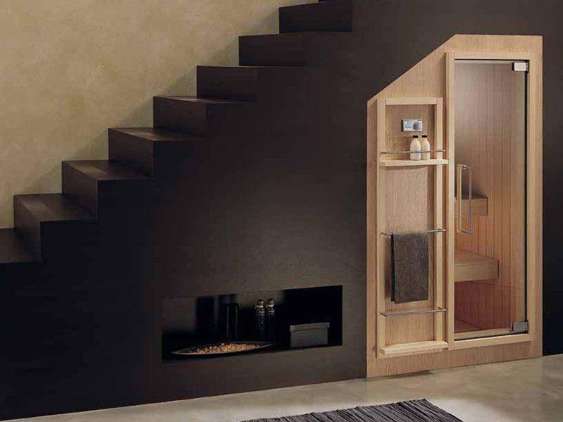 Effegibi Koko Built In Sauna Finnish Sauna From Effegibi The New Koko Sauna Nice Design