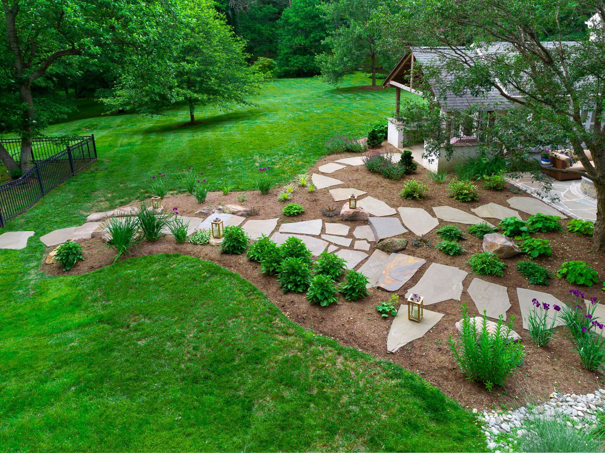 Pin by DiSabatino Landscaping on Luxury Landscape