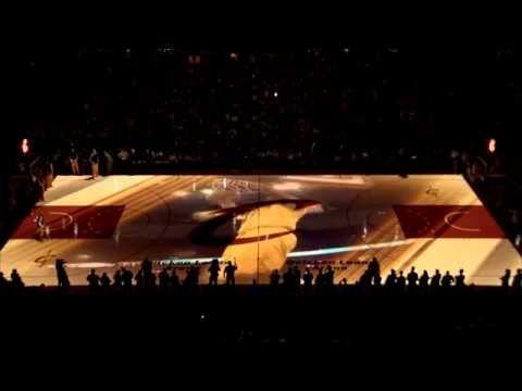 Cleveland Cavaliers Awesome 3d Floor Projection System Sports