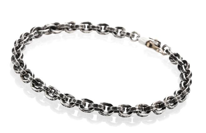 Pin by Blaine Dillard on jewerly. Chain bracelet, Chrome
