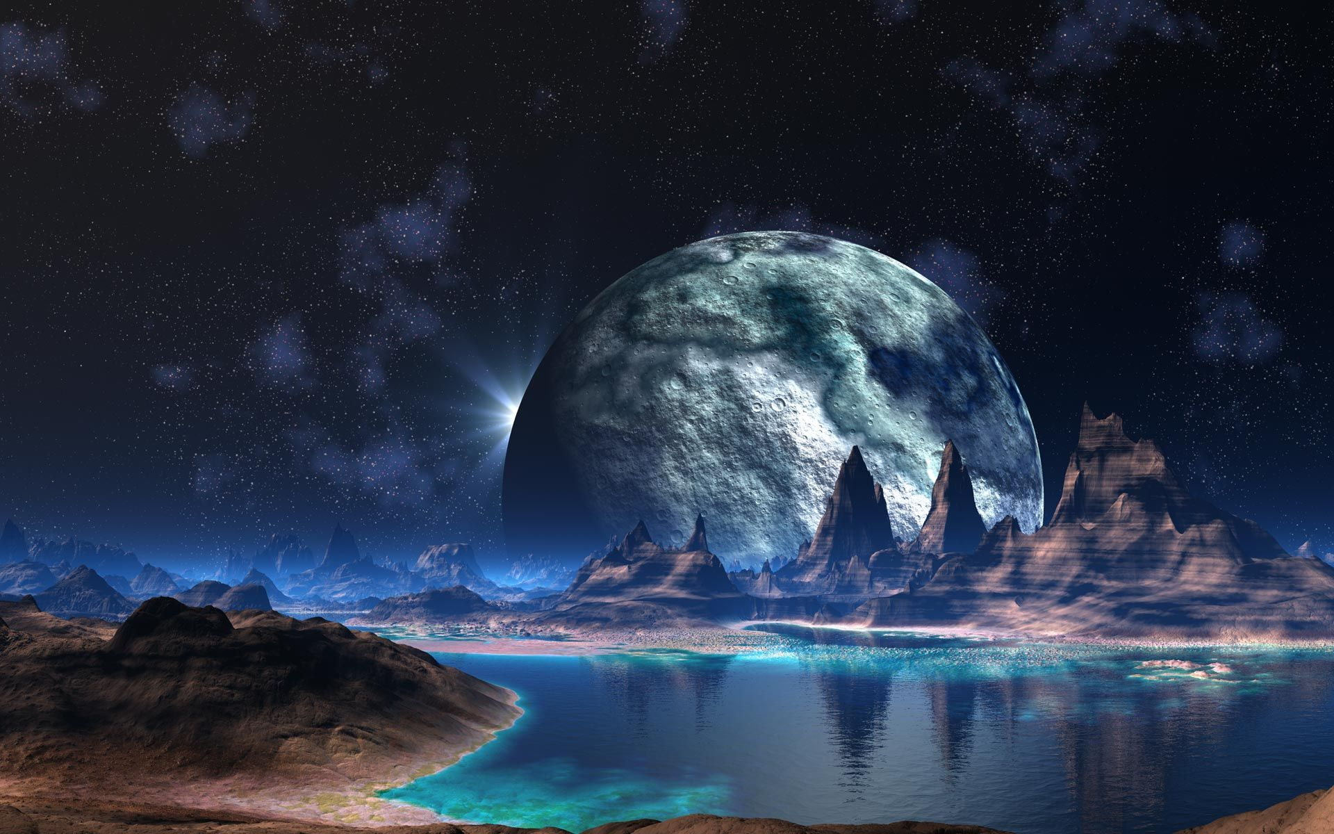 cool fantasy space wallpaper hd | wallpapers | pinterest | desktop