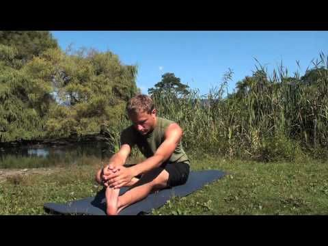 an evening flow from vinyasa to deep relaxation with