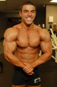 andrew would like this bodybuilder workout plan and menu