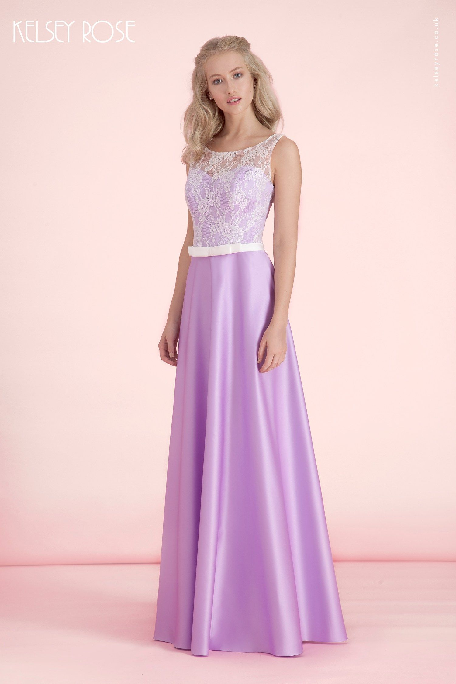 d210c05457077 Satin and Lace - Long - Bridesmaid Dresses - Not Another Boring Bridesmaid  Dress - NABBD