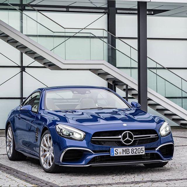 2017 Mercedes Benz Sl Suspension: Meet The New Mercedes-AMG SL 65. The Striking Design