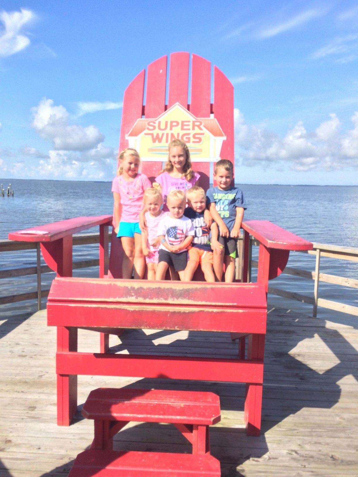 Big Chair Photos Memory Monday August 28, 2017 Wooden