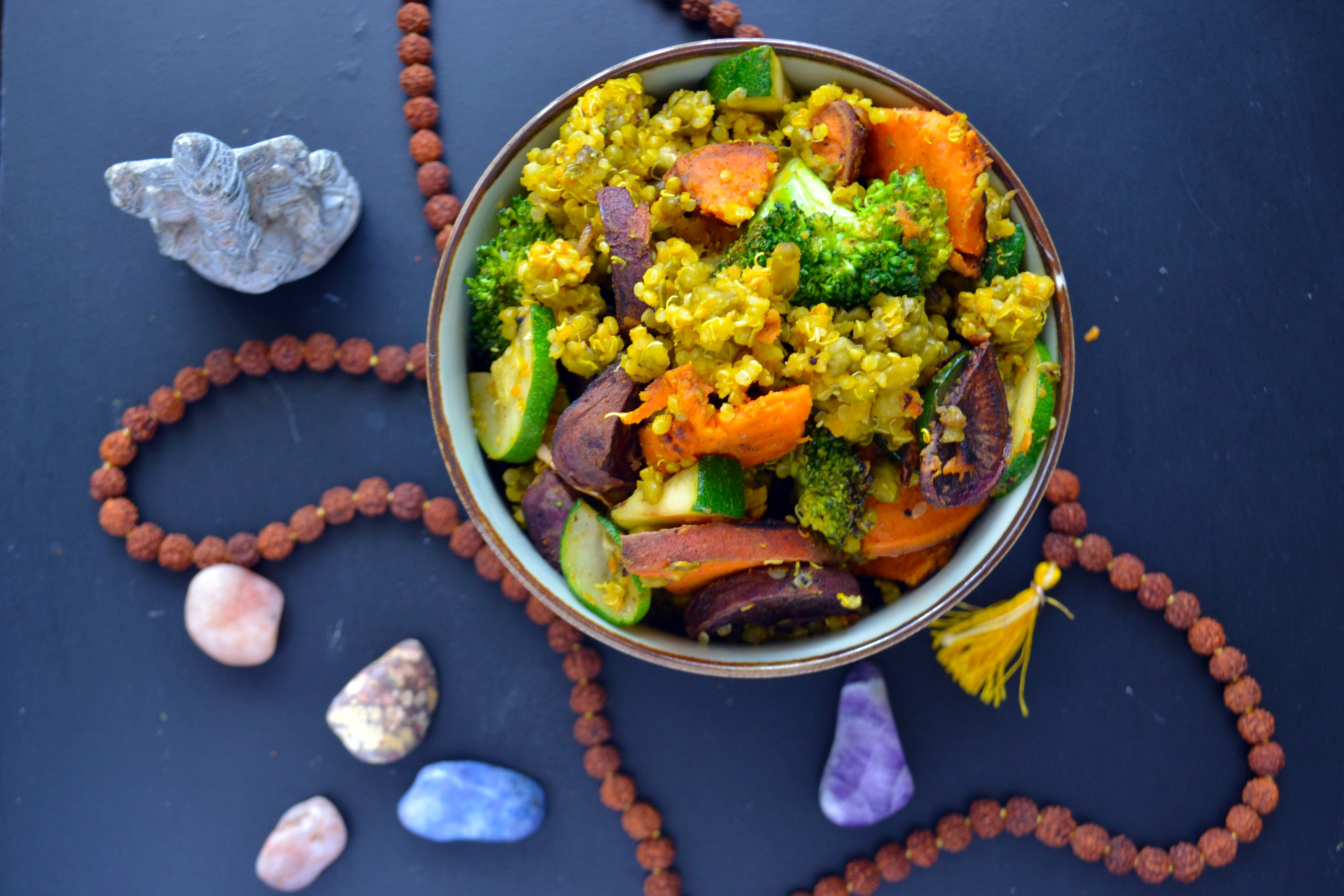 Kitchari is the ultimate cleansing dish. Its a perfect dish to help you get back on track.
