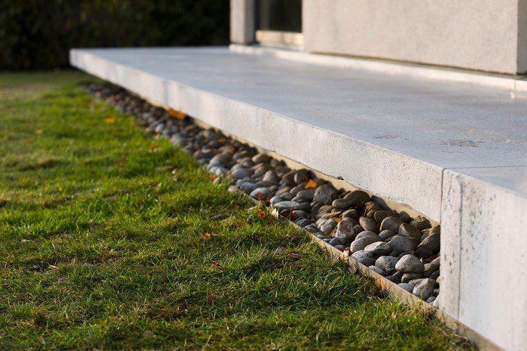 modèle de terrasse extérieur d\'esprit minimaliste ultra moderne ...