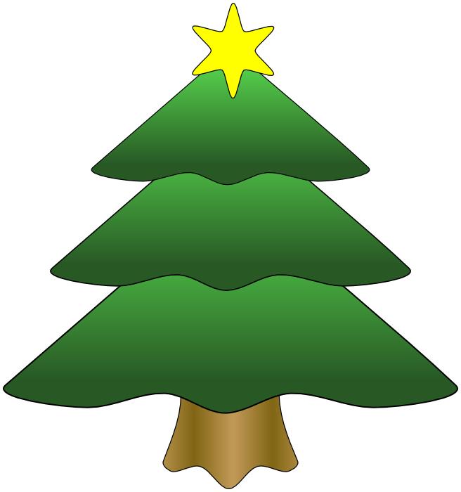 Chistmas Tree 11 Cartoon Christmas Tree Holiday Christmas Tree Christmas Tree