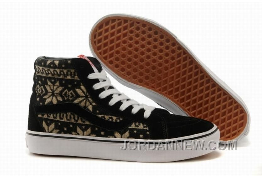 Vans SK8Hi Indian Style Womens Shoes New Release