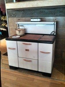 Sana SoupHouse stove