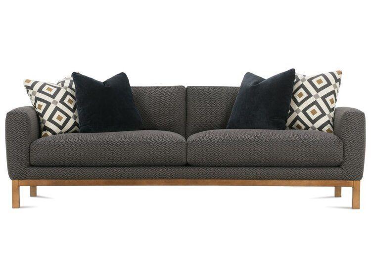 Oslo Sofa Belfort Furniture In 2020 Hudson Furniture Fabric Sofa Sofa