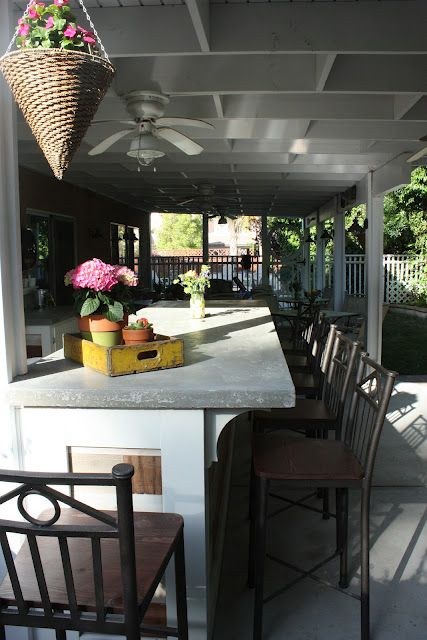 deck ceiling outdoor kitchen with images kitchenette backyard diy projects outdoor kitchen on outdoor kitchen on deck id=41598
