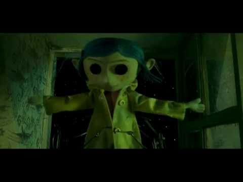 Coraline Beginning Scene I Ve Watched This Enough Times To Realise That The Doll Being Sewn Is Not The Final Product Whic Doll Scenes Coraline Doll Coraline