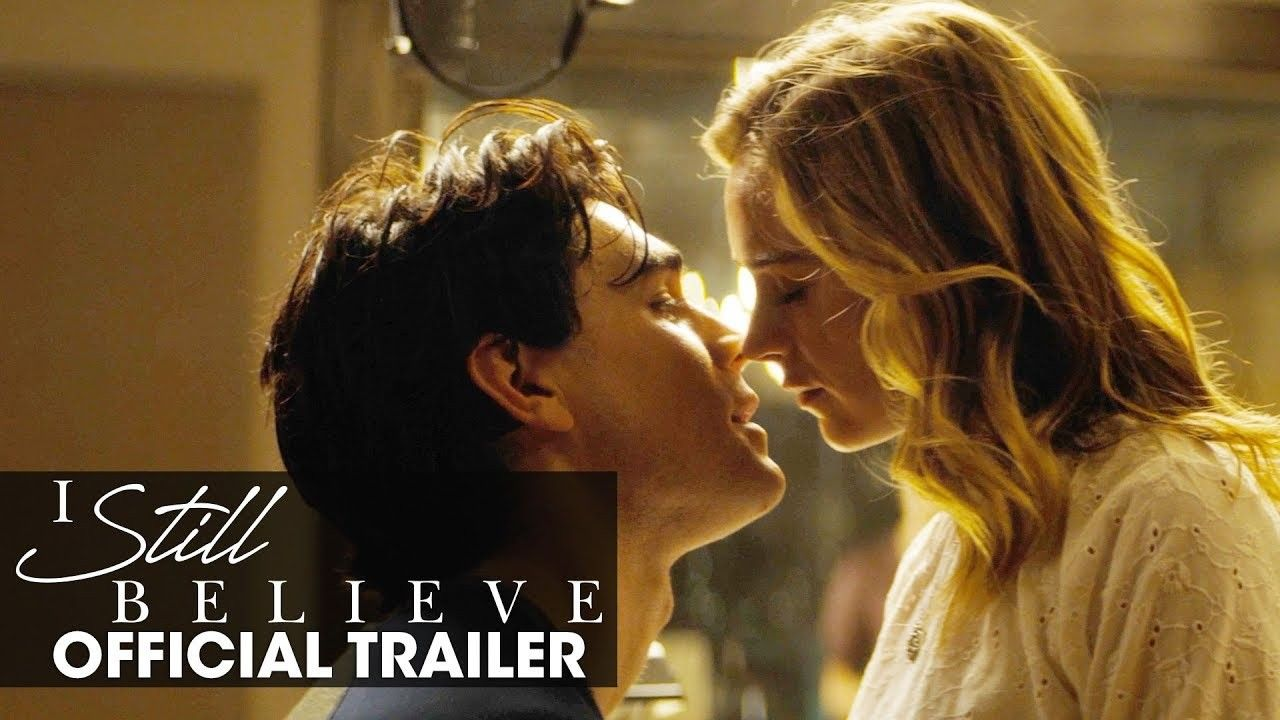 """""""I Still Believe"""". In theaters March 20, 2020. Latest"""