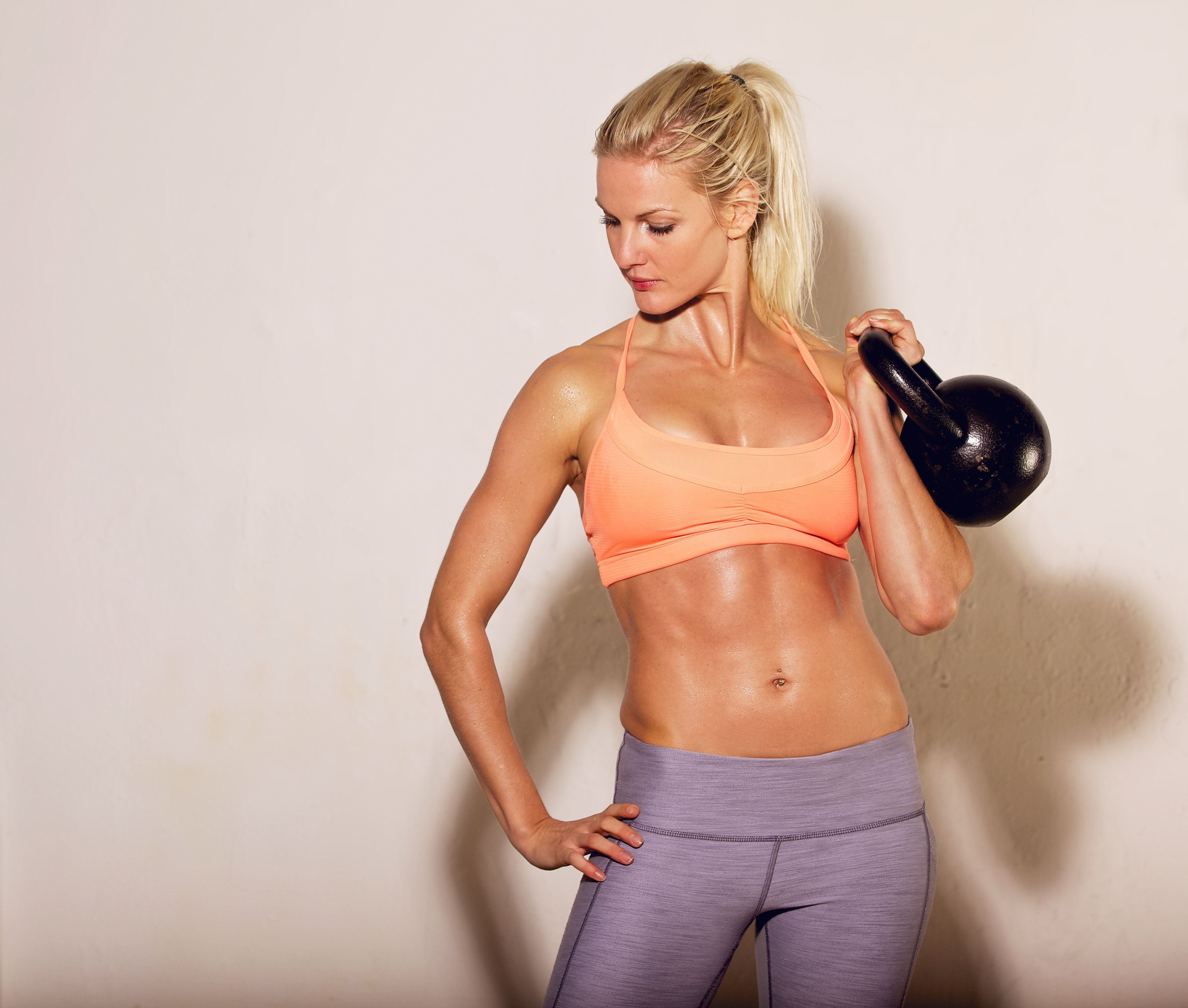 10 Best Kettlebell Exercises For Strong And Sculpted Abs: Strong Is The New Skinny
