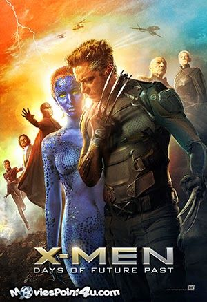 X Men Days Of Future Past 2014 Hindi Dubbed R6 Cam Watch Online Days Of Future Past X Men New Poster