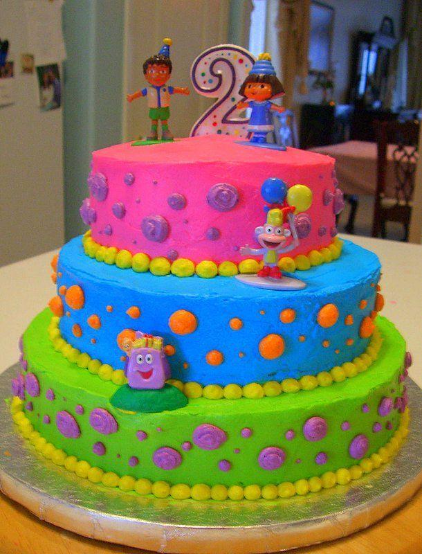 Dora and diego cake ideas dora the explorer cakes - Dora la exploradora cocina ...