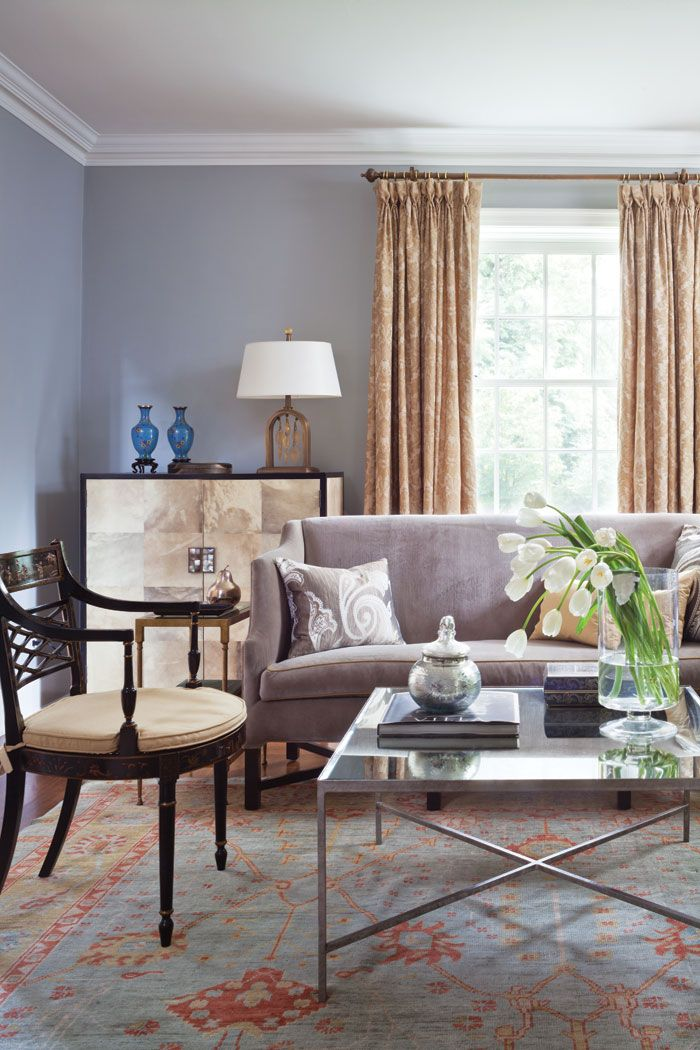 Georgian Drawing Room: A Georgian Home Fit For A Family