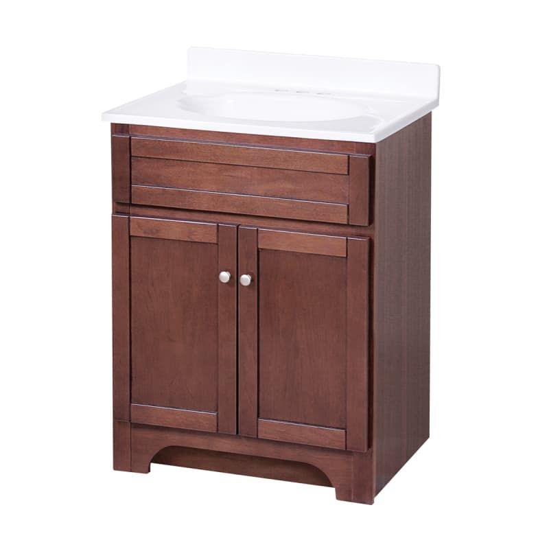 Foremost COT2418 Columbia Bathroom Vanity 24\