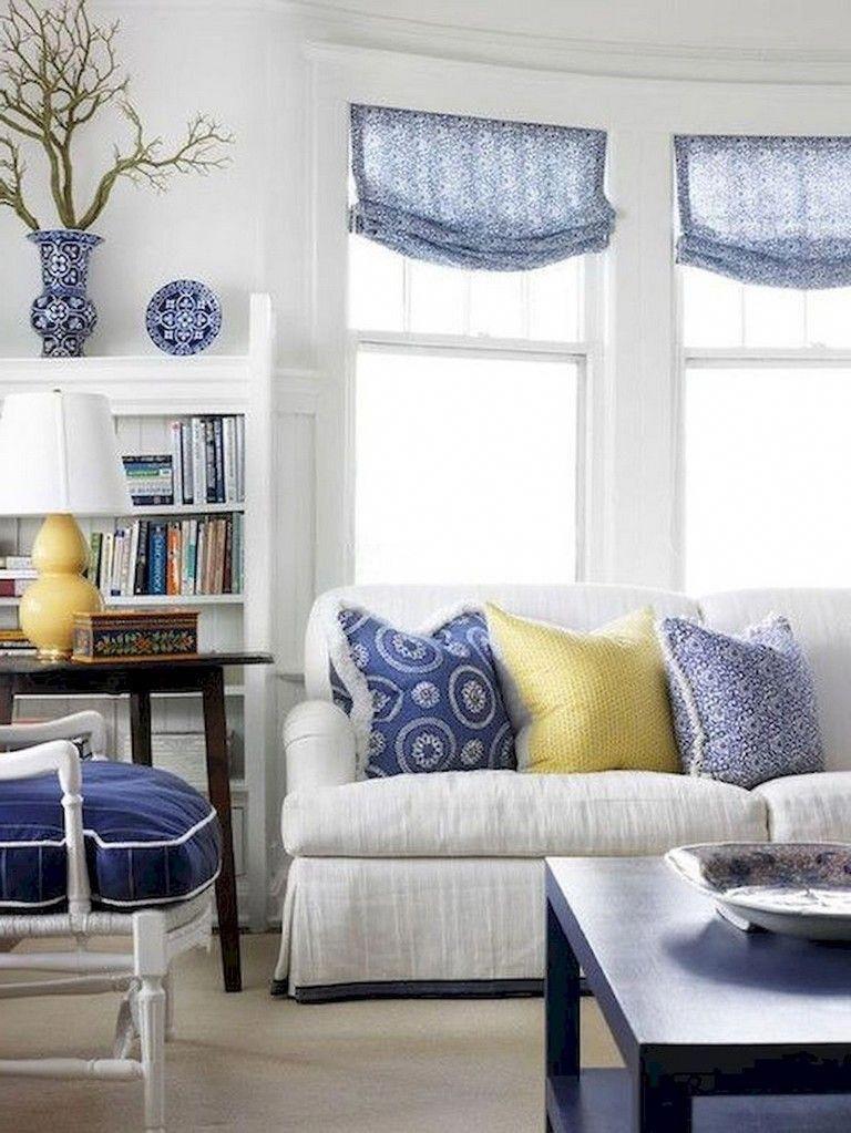 45+ Comfy Modern Farmhouse Living Room Curtains Ideas ... on Living Room:rabldsgvkje= Farmhouse Curtain Ideas  id=17042