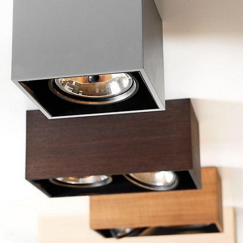 flos compass box 2 h135 qr111 spots met verschillende luxe buitenkant designs wohnung. Black Bedroom Furniture Sets. Home Design Ideas