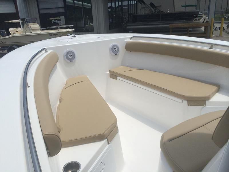 2015 Tidewater Boats 230 CC Adventure   Shady side ...