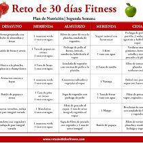 dieta alimentaria para bajar de peso en una semana