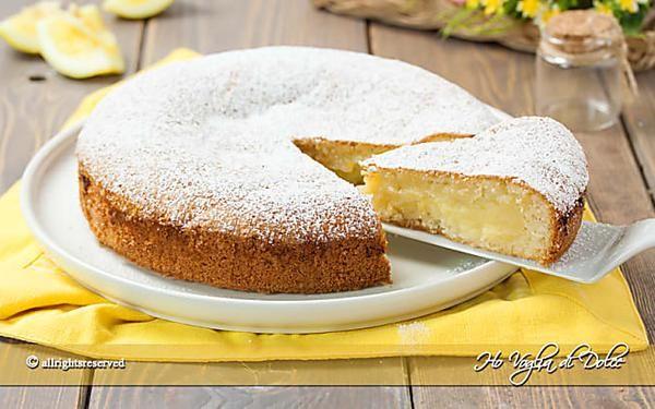 Photo of Torta fetta al latte, ricetta in casa facile | Ho Voglia di Dolce