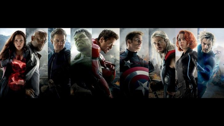 Download Avengers Age Of Ultron Movie Characters 4k Wallpaper