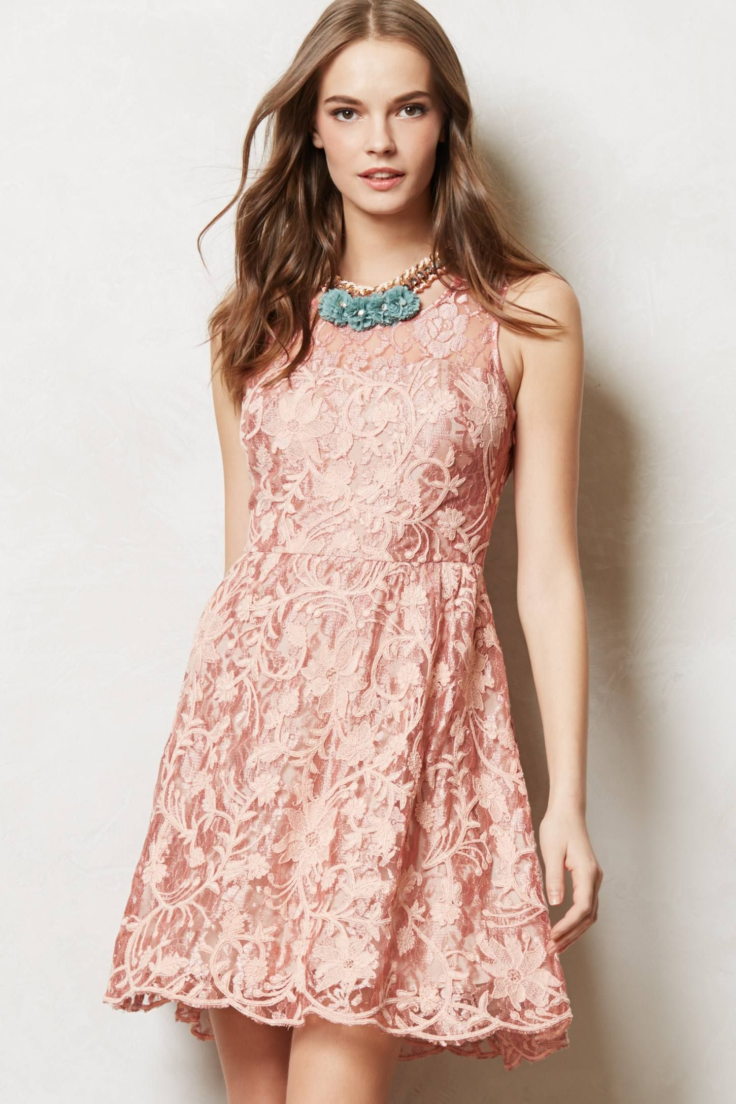 Fioritura Dress - anthropologie.com | Theoretical Closet | Pinterest ...
