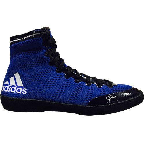 adidas adiZero Varner Wrestling Shoes Red