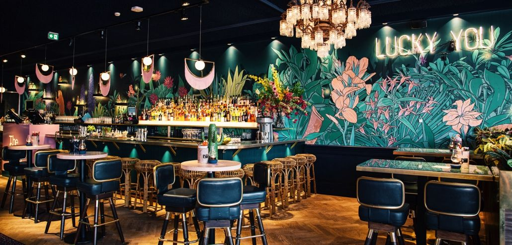 The Streetfood Club Utrecht Entree Awards Bar Design Restaurant Restaurant Design Cafe Interior Design