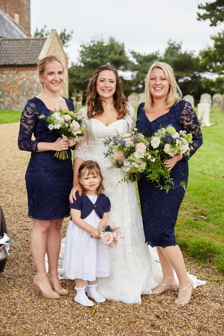 Industrial meets country rustic wedding navy lace bridesmaid industrial meets country rustic wedding navy lace bridesmaid dressrustic weddingindustrial ombrellifo Images