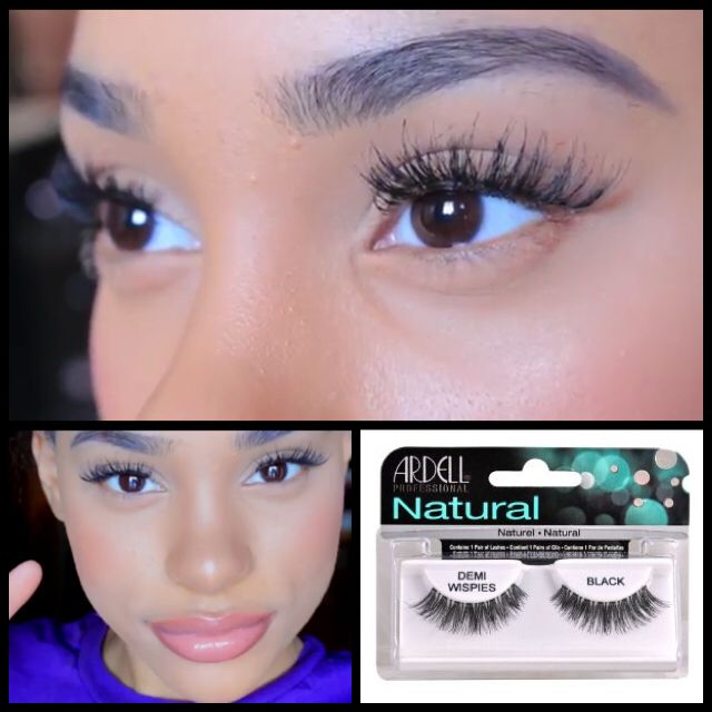 b1f57ae7ec3 ardell DEMI wispies #ardelllashes | styles in 2019 | Beauty makeup ...