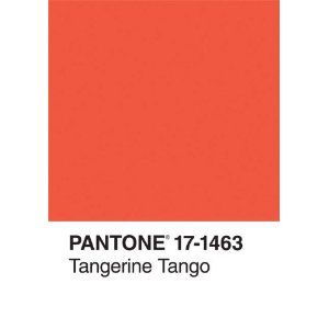 Image result for tango tangerine pantone