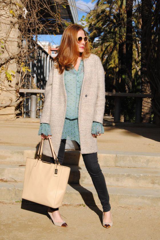 Colourvibes winter look | Feliz domingo