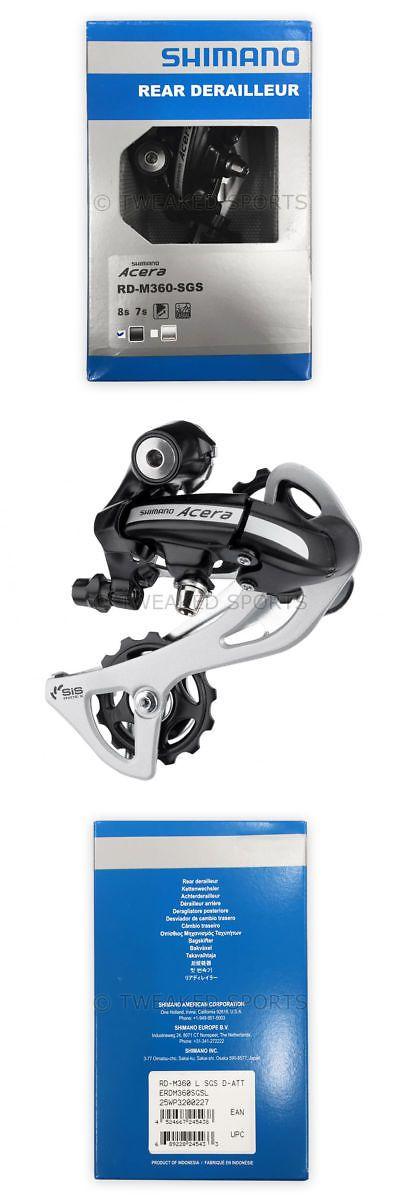 Cycling Derailleurs (Rear) Shimano Acera RD M360 Rear