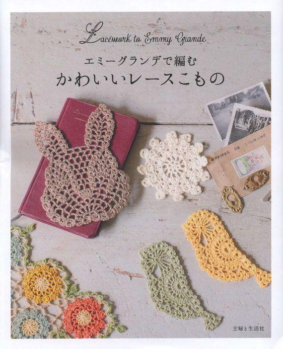 Crochet Motif Pattern Crochet Doily Crochet Jewelry Crochet