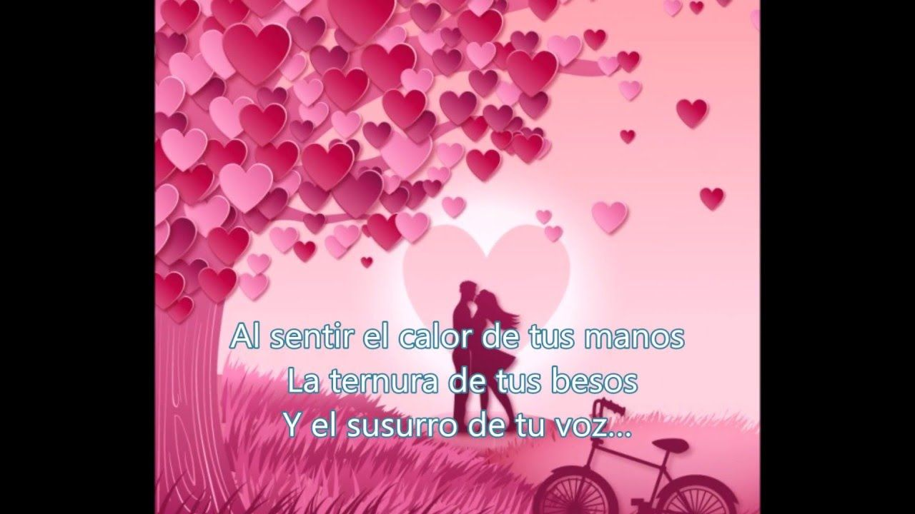 Poemas de amor Te amo