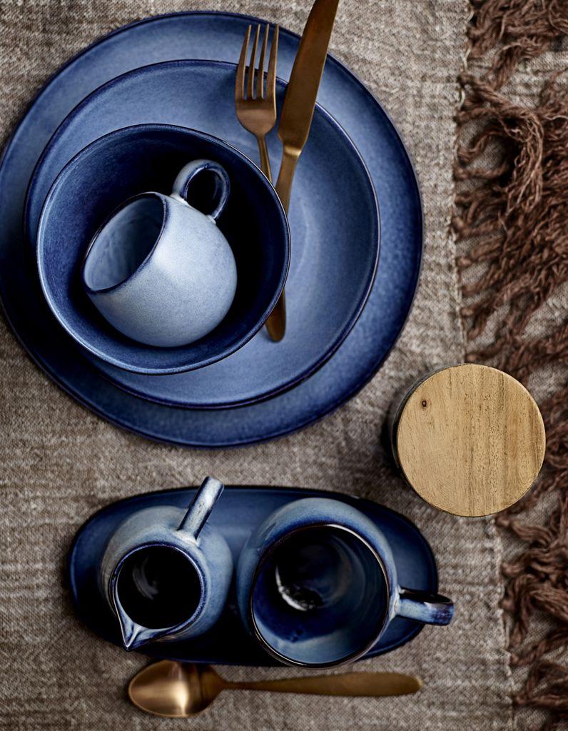 La décoration bleu marine nous inspire, et vous ? – Elle Décoration