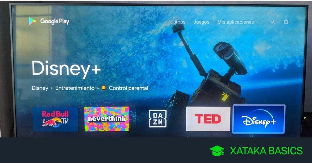 Cómo Descargar Disney En Tu Tele En Smart Tv De Samsung Lg Sony Xiaomi Android Tv Apple Tv Y Más Xatakabasics Apple Tv Smart Tv Samsung